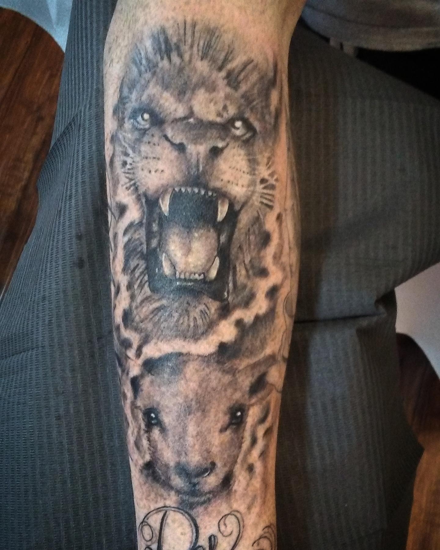 Tattoo Arlene Salinas Tattoo